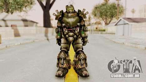 UT2004 The Corrupt - Xan Kriegor para GTA San Andreas segunda tela