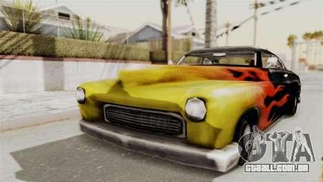 Beta VC Cuban Hermes para GTA San Andreas