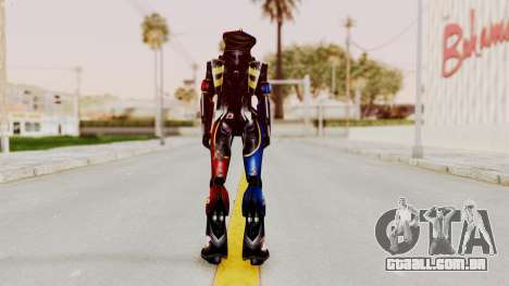 UT2004 The Corrupt - Divisor para GTA San Andreas terceira tela