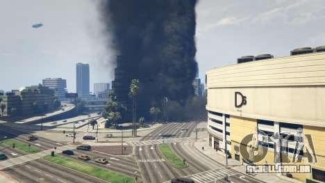 GTA 5 Tornado Script 1.1 sétima screenshot