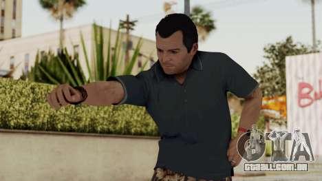 GTA 5 Michael v2 para GTA San Andreas