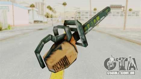 Metal Slug Weapon 8 para GTA San Andreas segunda tela