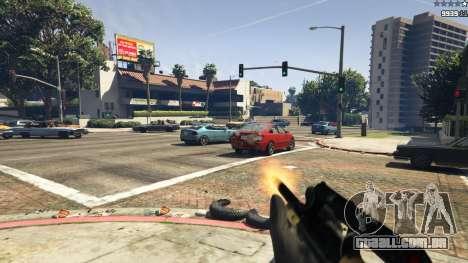GTA 5 Steyr AUG A1 sétima screenshot