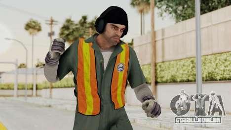 GTA 5 Trevor v1 para GTA San Andreas