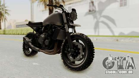 Mad Max Inspiration Bike para GTA San Andreas