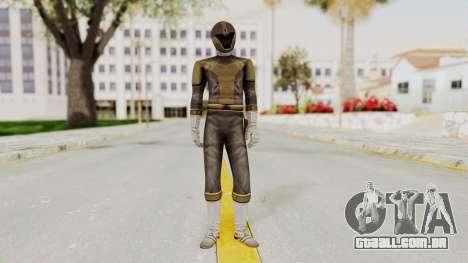 Power Rangers Lightspeed Rescue - Titanium para GTA San Andreas segunda tela