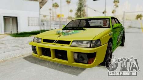 Sprunk Sultan para GTA San Andreas