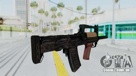 OTs 14 Groza para GTA San Andreas terceira tela