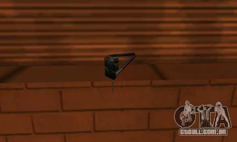 Pneumatic Mangler para GTA San Andreas segunda tela