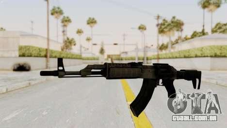 AK-47 Modern para GTA San Andreas segunda tela