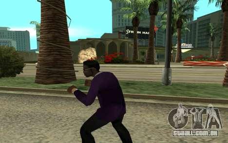 Jizzy para GTA San Andreas terceira tela
