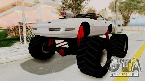 Chevrolet Corvette C4 Monster Truck para GTA San Andreas