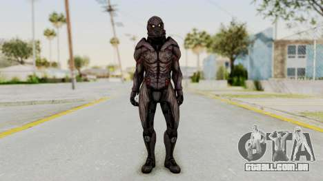 Mass Effect 3 Collector Male Armor para GTA San Andreas segunda tela