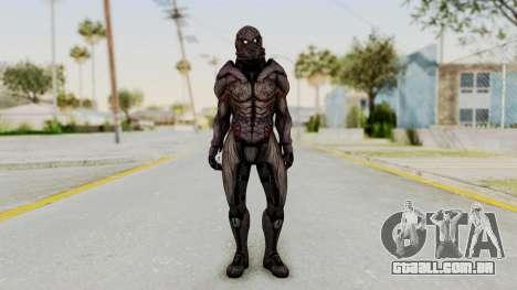 Mass Effect 3 Collector Male Armor para GTA San Andreas segunda tela