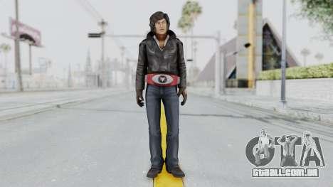 Takeshi Hongo para GTA San Andreas segunda tela