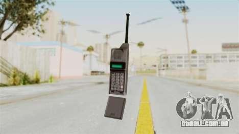 Metal Slug Weapon 7 para GTA San Andreas segunda tela