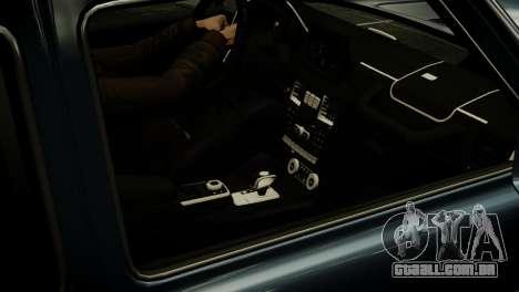 Niva 2015 Aze style para GTA 4 vista interior