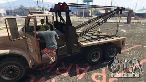 GTA 5 Tonya Tow Jobs 1.2 quarto screenshot