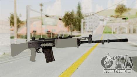 IOFB INSAS Grey para GTA San Andreas