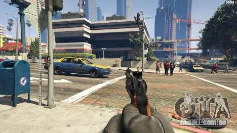 GTA 5 Python .357 Magnum CT6 quarto screenshot