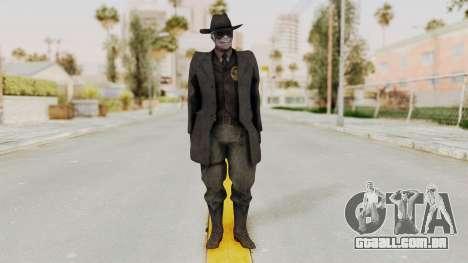 MGSV Phantom Pain SKULLFACE para GTA San Andreas segunda tela