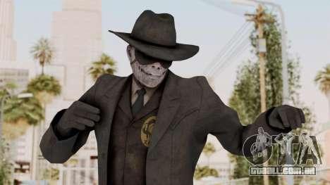 MGSV Phantom Pain SKULLFACE para GTA San Andreas