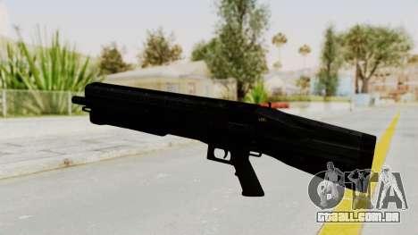 UTAS para GTA San Andreas segunda tela