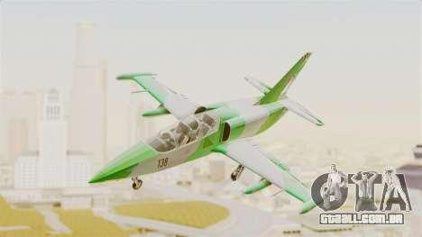LCA L-39 Albatros para GTA San Andreas esquerda vista