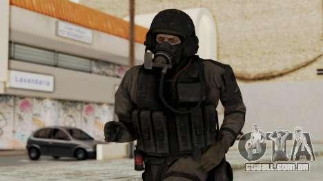 MGSV Phantom Pain Cipher XOF Cyprus para GTA San Andreas