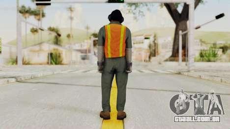 GTA 5 Trevor v1 para GTA San Andreas terceira tela