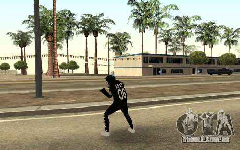 Homeless v4 para GTA San Andreas terceira tela