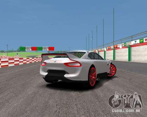 BMW 3.0 CSL Hommage R para GTA 4 esquerda vista