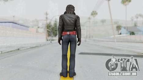 Takeshi Hongo para GTA San Andreas terceira tela