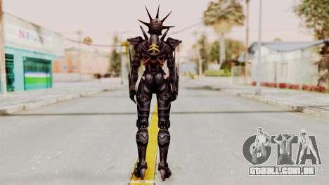 UT2004 The Corrupt - Matrix para GTA San Andreas terceira tela