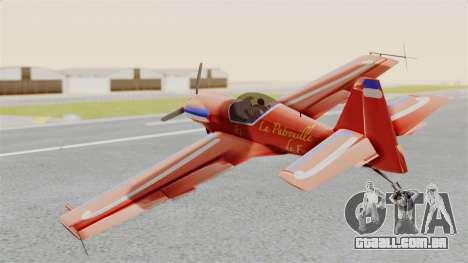 Zlin Z-50 LS v3 para GTA San Andreas esquerda vista