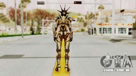 UT2004 The Corrupt - Enigma para GTA San Andreas terceira tela