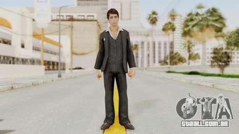 Scarface Tony Montana Suit v2 para GTA San Andreas segunda tela