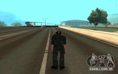 Campo minado para GTA San Andreas segunda tela