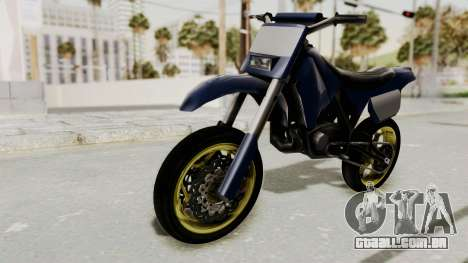 New Sanchez v1 para GTA San Andreas
