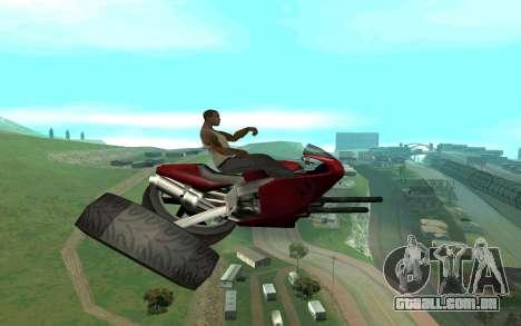 FCR HF para GTA San Andreas