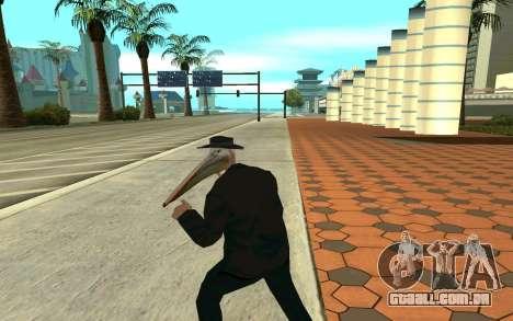 Cegonha para GTA San Andreas terceira tela