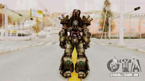 UT2004 The Corrupt - Xan Kriegor para GTA San Andreas terceira tela