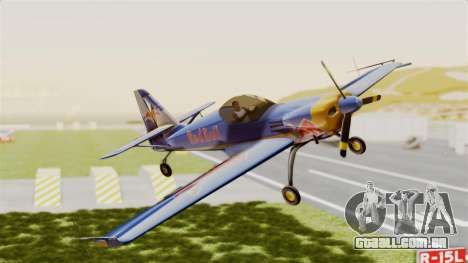 Zlin Z-50 LS Redbull para GTA San Andreas
