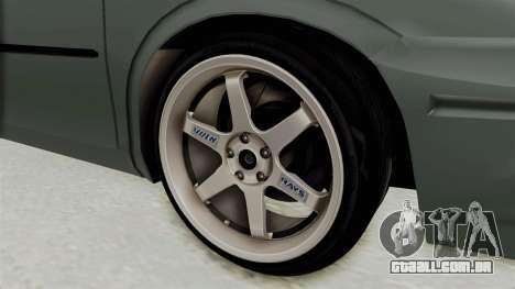 Chevrolet Corsa Wagon Tuning para GTA San Andreas vista traseira