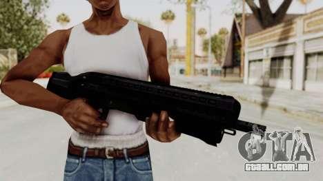 UTAS para GTA San Andreas terceira tela