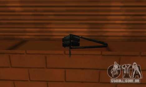 Pneumatic Mangler para GTA San Andreas