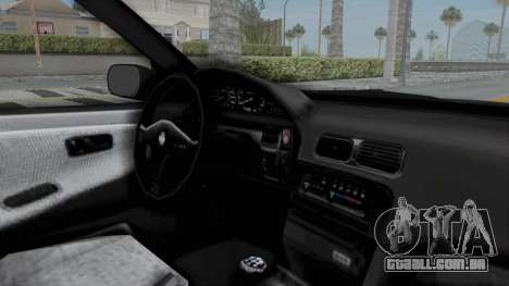 Nissan Sileighty Rocket Bunny para GTA San Andreas vista interior