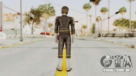 Power Rangers Lightspeed Rescue - Titanium para GTA San Andreas terceira tela