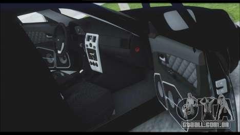 Lada Priora Sedan para as rodas de GTA San Andreas