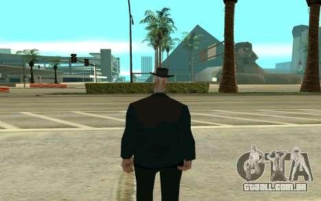 Cegonha para GTA San Andreas segunda tela